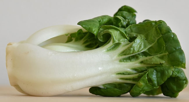 Benefits of Bok Choy